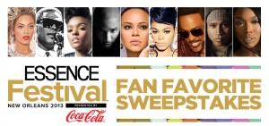 ESSENCE Festival Fan Favorite Sweepstakes