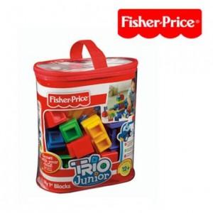 TRIO Junior My First Blocks by FisherPrice
