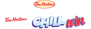 Tim Hortons Chill To Win Online Game