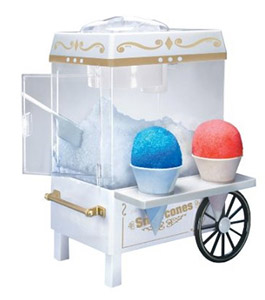 Old Fashioned Snow Cone Maker Sweepstakes
