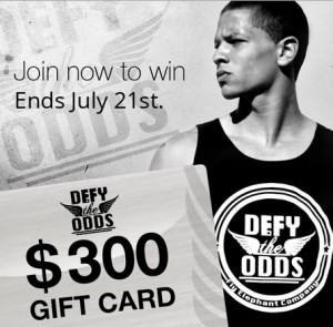 Defy the Odds Sweepstakes