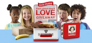 Little Debbie Pack a Lunch They'll Love Sweepstakes