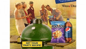 Frito Lay Winn-Dixie Grill-Abilities Instant Win Game