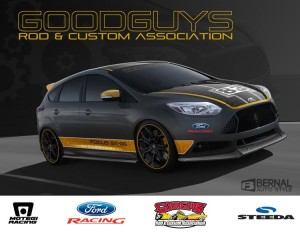 Goodguys - 2013 Ford Focus ST Giveaway
