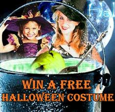 Freebie King Halloween Costume Giveaway