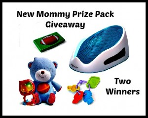 New Mommy Prize Pack Giveaway