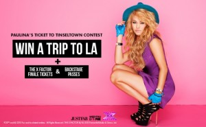 Enter To Win A Trip To L.A.