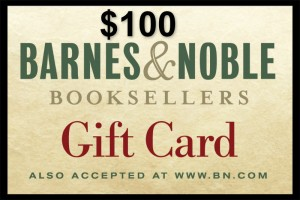 Enter to Win a $100 Barnes & Noble Gift Card