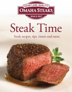 Omaha Steaks Sweepstakes