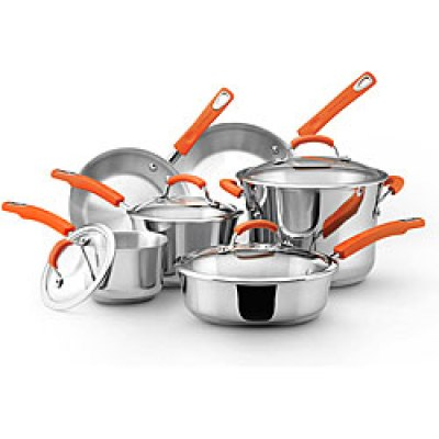 Rachel Ray 10-Piece Cookware Set Sweepstakes ends 10/31