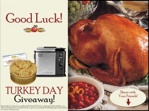 The Fresh Beginnings, Inc. Turkey Day Giveaway
