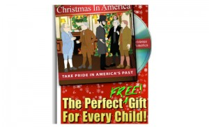 FREE Christmas in America DVD