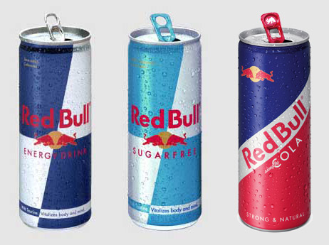 Red Bull - A Years Supply Sweepstakes