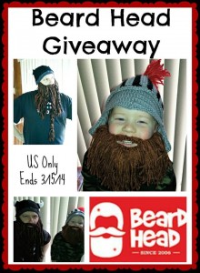 Beard Head Giveaway