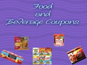 FOOD AND BEVERAGE COUPONS