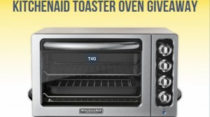 Enter for your chance to Win 1 of 2 KitchenAid Toasters
