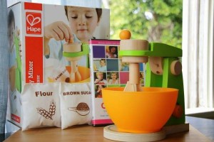Hape Mighty Mixer Play Set + Copy Kids DVD Giveaway