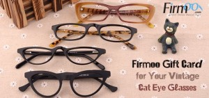 Giftcard For Firmoo Cat Eye Glasses Giveaway