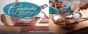 #KitchenCreativity Giveaway