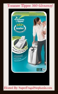 Tommee Tippee 360 Giveaway