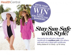 Coolibar Sun-Protective Clothing Sweepstakes