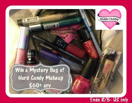 Mystery Bag of Hard Candy Makeup Giveaway