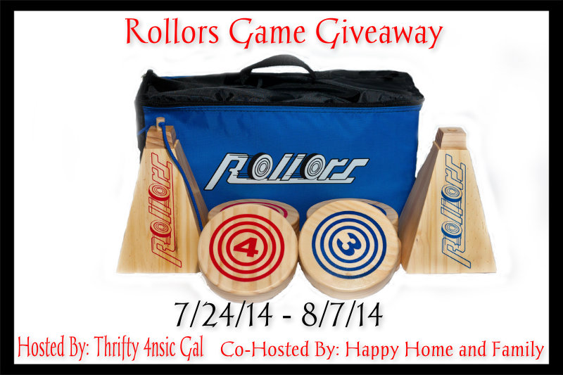 Rollors Game Review and Giveaway