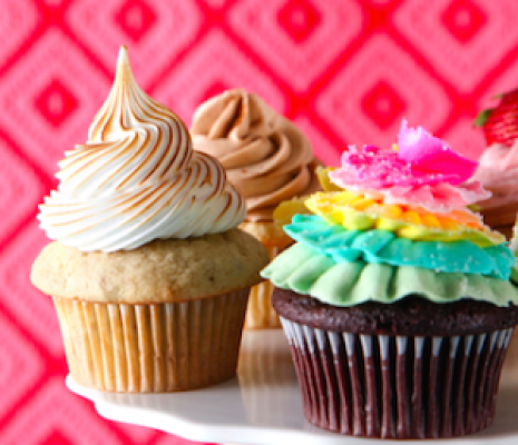 Enter to Win the Perfect Cupcake Set & Class