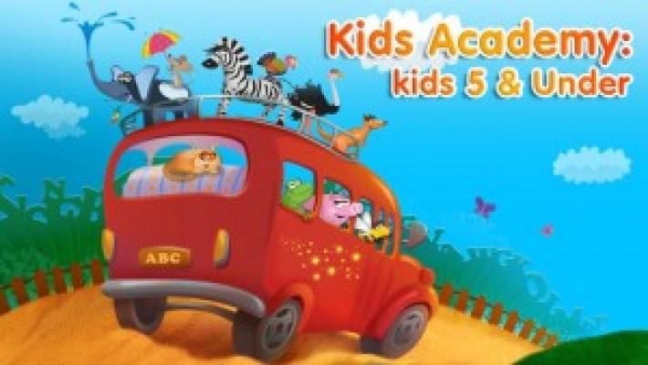 Preschool & Kindergarten Learning Kids Games .  All in One Montessori Based Brain Kid' Puzzles