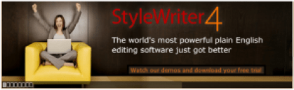 StyleWriter 4 Starter Edition Giveaway1