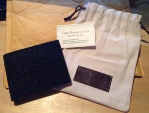 Tom Barrington Wallet Review