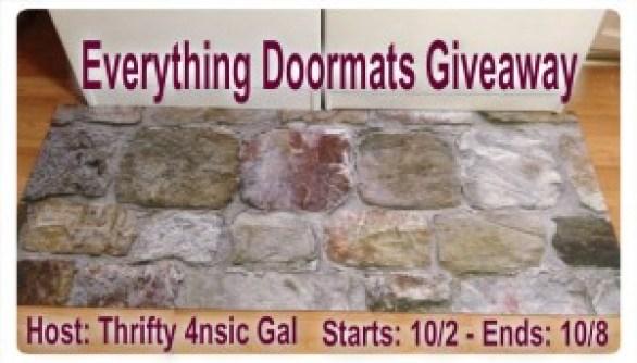 Everything Doormats Giveaway