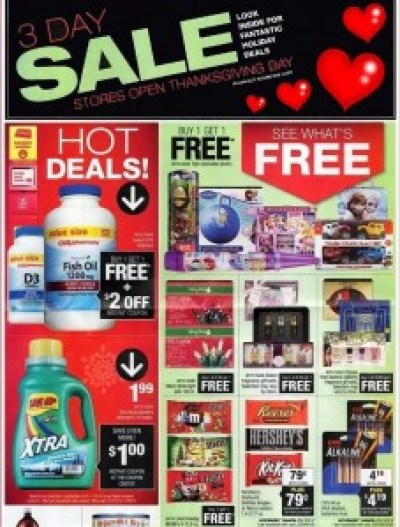 CVS #BlackFriday Ad