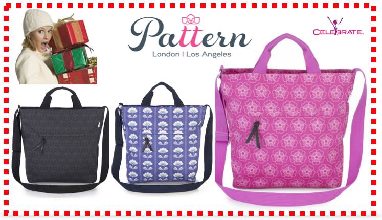 Pattern Dilly Bag Giveaway