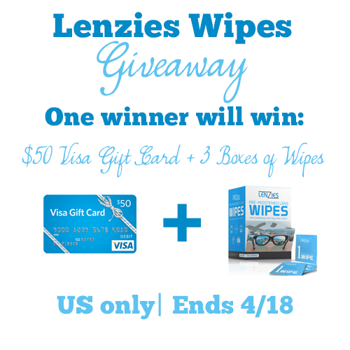 lenzies giveaway