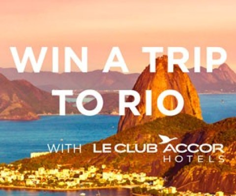 Le Club Accorhotels - Hello Brazil Sweepstakes