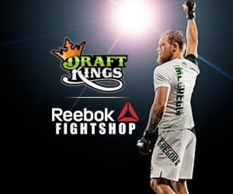 Reebok UFC DraftKings Game Giveaway