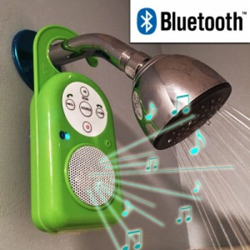 Sonic iQ Bluetooth Shower Speaker - $8.49 - FREE SHIPPING!