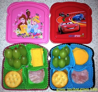 DIY Make Your Own Lunchables for Kids Lunches