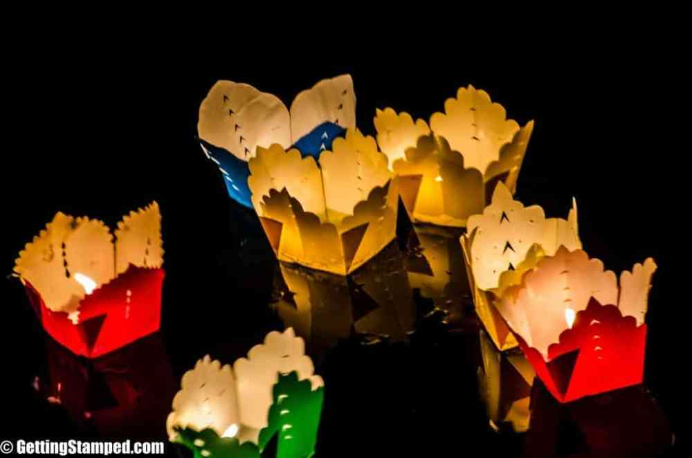 Photo of Hoi An candle decoration