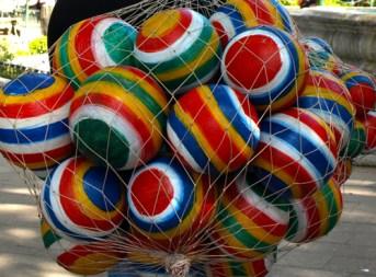 Balls for sale Antigua, Guatemala