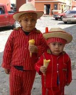 Super cute boys Antigua, Guatemala
