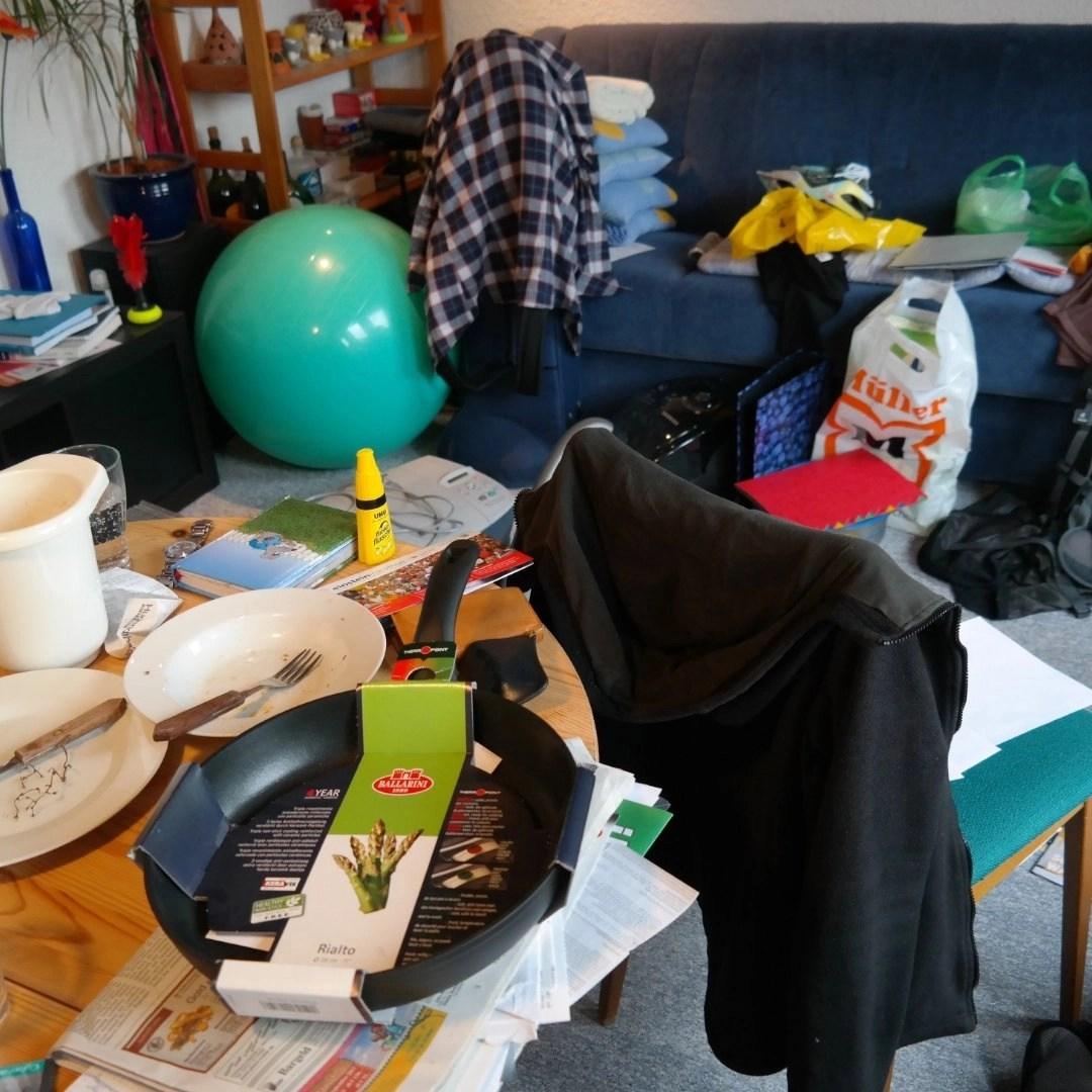 The Benefits of Decluttering