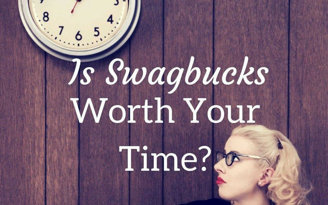 Say No to Swag – A Swagbucks Review