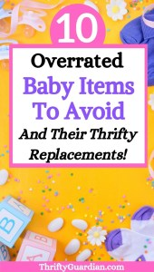 baby gear to avoid