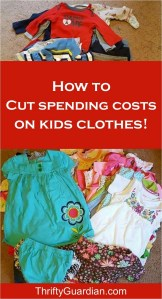 Stop Paying for Kids Clothes!