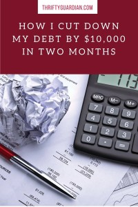 Incredible Tips on Cutting Down Debt!