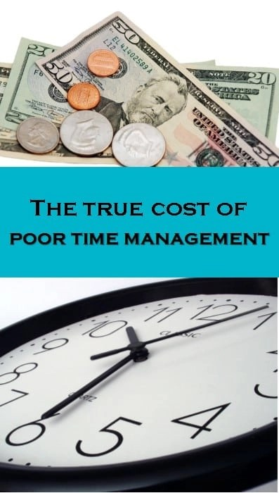 What Poor Time Management is Truly Costing You