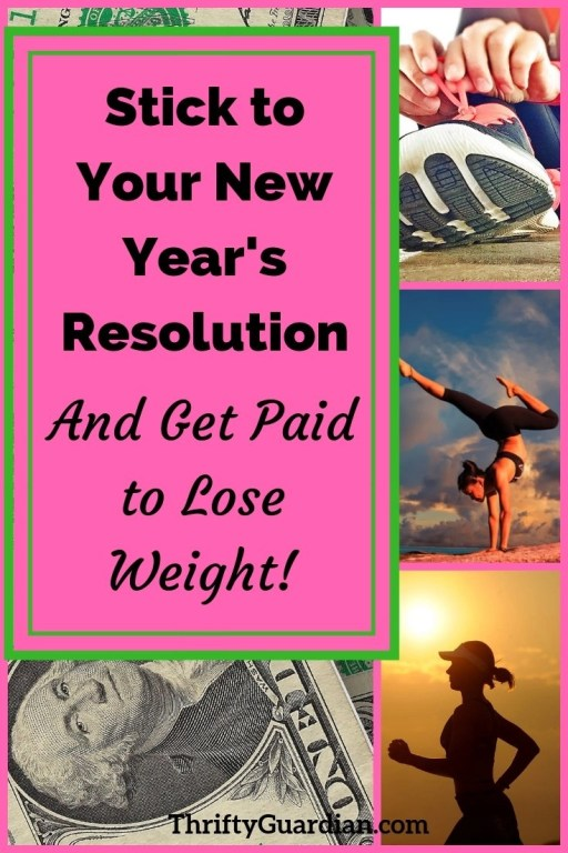 ideas on how to stick to new years resolution