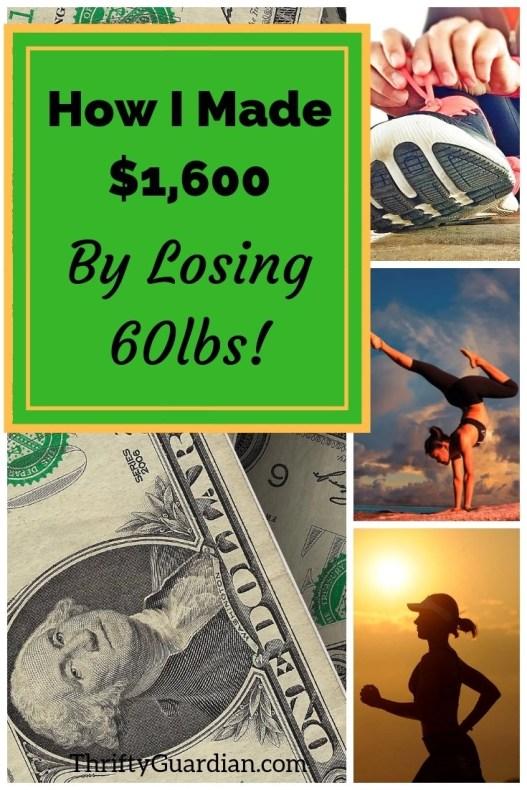 new years resolution lose weight make money